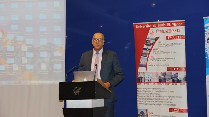 منظمة الأعراف وجامعة تونس
