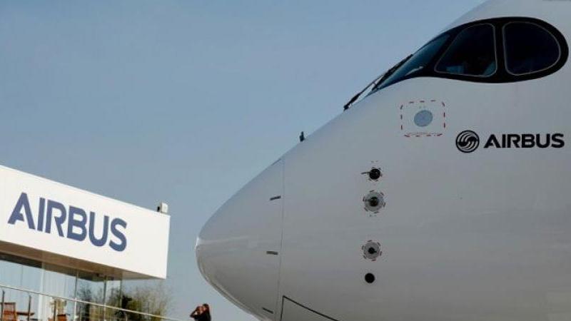 'رائحة جوارب' تعيد طائرة إلى مصنع إيرباص
