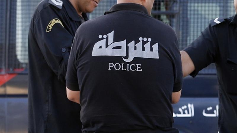 أريانة : الاعتداء على عون أمن و البحث عن الجاني متواصل