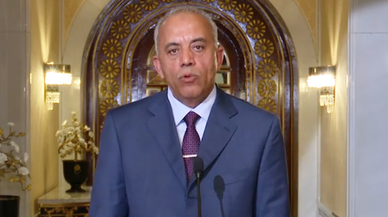 رئيس الحكومة المكلف: أنا مستقل ولن يكون لي أي خضوع للنهضة