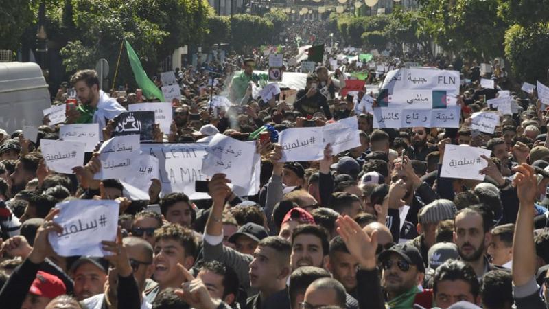 الجزائر:مشاحنات في أول أيام الحملة الانتخابية