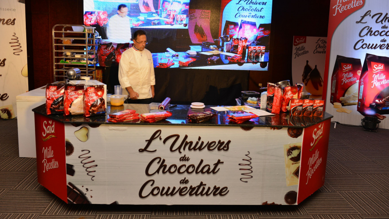 """النسخة الثالثة من  """" chocolat de couverture """""""