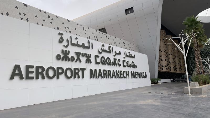 مطار مراكش: إيقاف 4 تونسيات وطفل