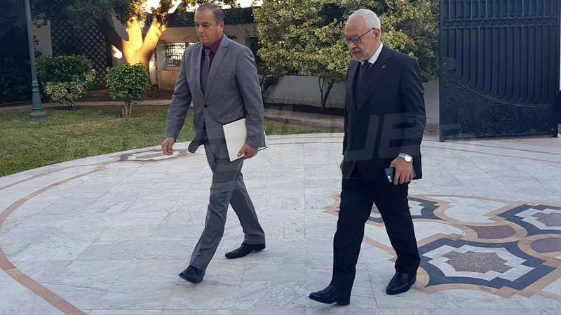 الغنوشي: متمسكون برفض قلب تونس والحكومة ستنال ثقة البرلمان