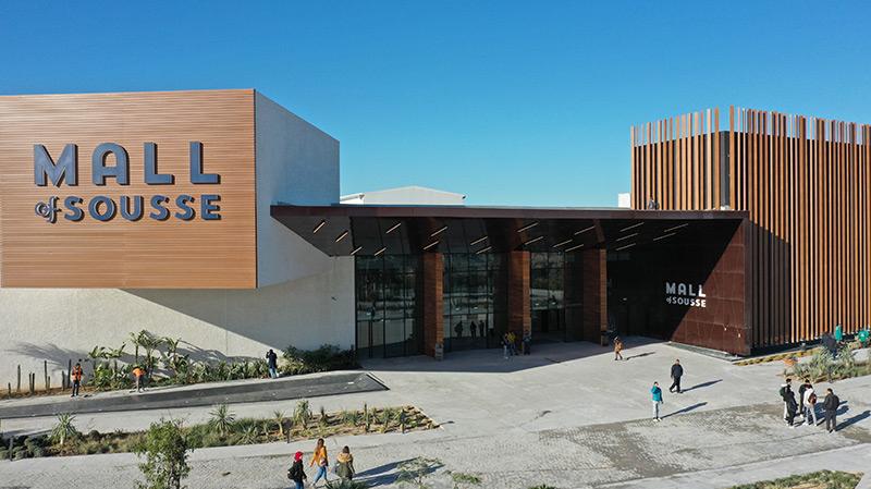 ''مول أوفسوس'' أكبر مركز تسوق و ترفيه في تونس