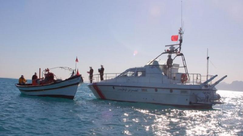 جربة:إحباط محاولة لاجتياز الحدود البحرية خلسة