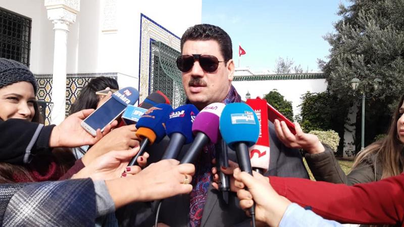 علي الحفصي: لا رغبة للنداء في المشاركة في الحكومة
