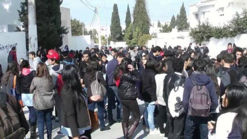 تراجع عدد الطلبة في تونس بحوالي100 ألف
