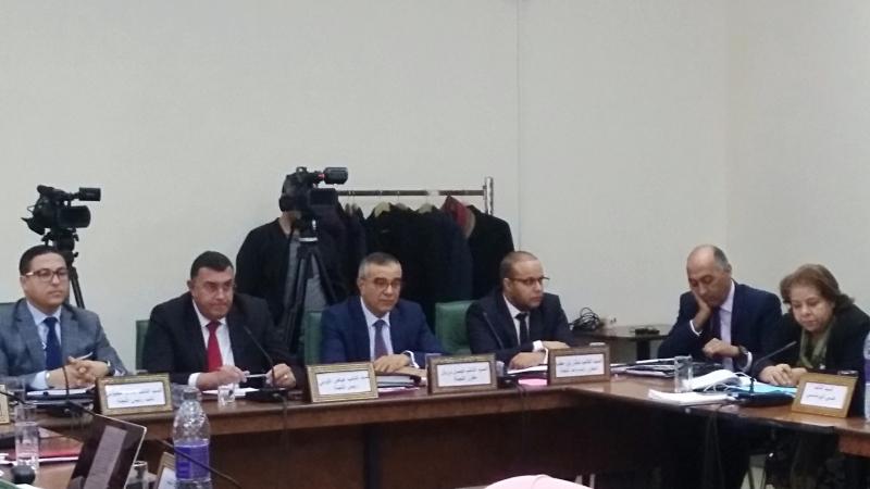 اللومي: ملاحق قيّمة ومهمة شكلا لقانون المالية التكميلي وميزانية الدولة