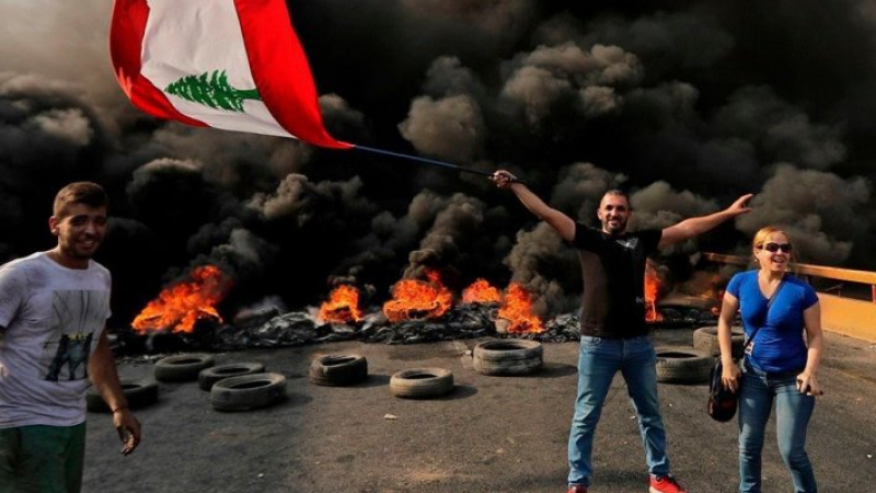 ليلة جديدة من العنف في بيروت