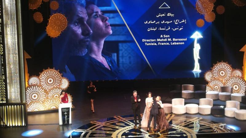 مخرج 'بيك نعيش': الجوائز الثلاث في القاهرة شرف لي ولتونس