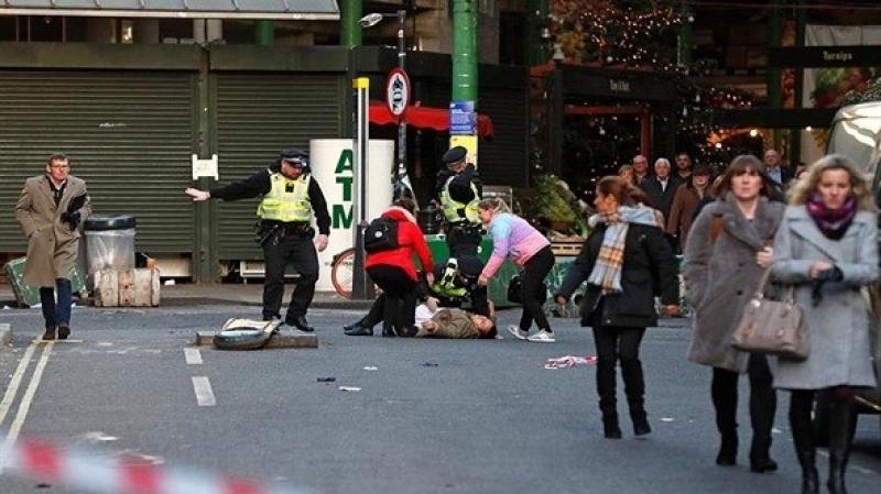 داعش  الإرهابي يعلن مسؤوليته عن هجوم الطعن في لندن