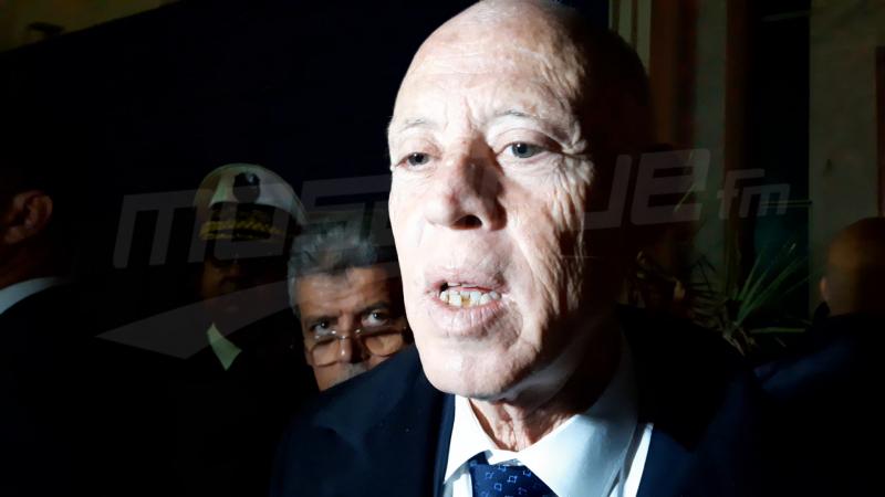معلقا على فاجعة عمدون: سعيّد يفتح النار على التشريعات المتخلفة والفساد