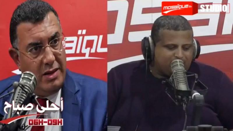 طرد ممثلي وزارة المالية من البرلمان: عياض اللومي يوضّح