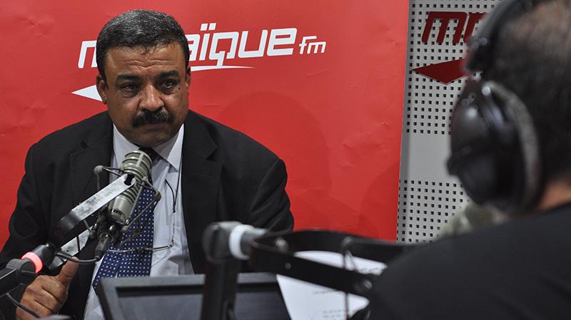 بدر الدين القمودي: متوفّون وموظفون مسجلون على الحضائر