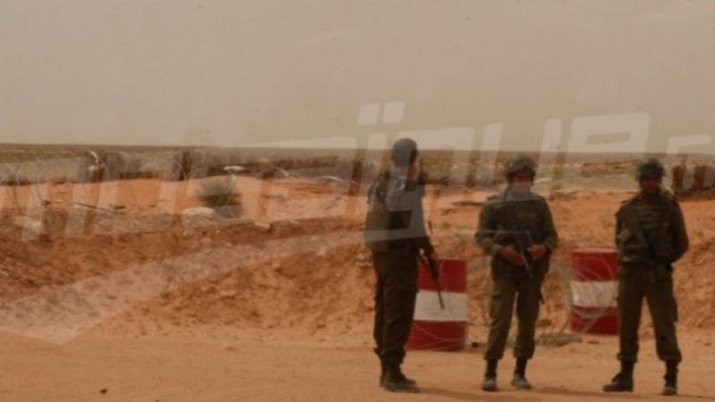 إيقاف 18 شخصا من أصول إفريقية بصدد اجتياز الحدود التونسية الليبية خلسة