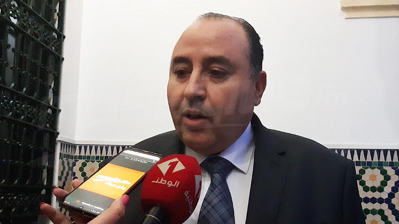 الخشناوي: كتلة المستقبل سنساند حكومة الجملي لما فيه خير للوطن