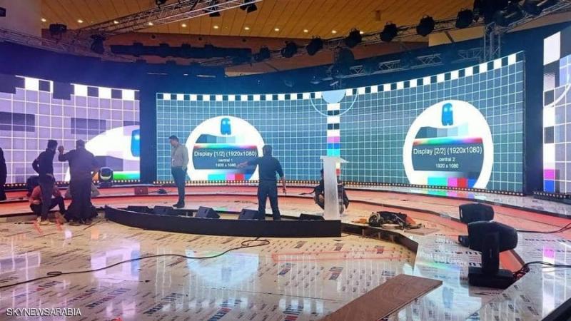 مناظرة تلفزية تجمع المترشحين للرئاسة الجزائرية