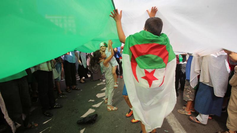 إحباط مخطط تخريبي قبل الرئاسيات الجزائرية