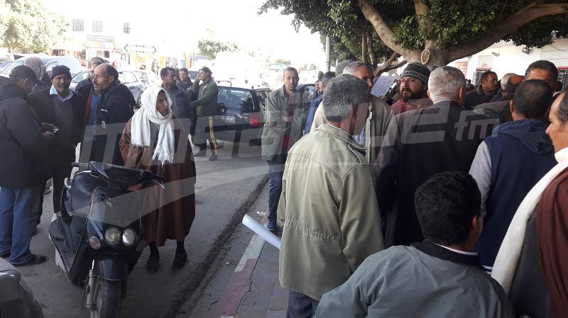 توقّف جمع صابة الزيتون بسيدي بوزيد احتجاجا على تراجع الأسعار