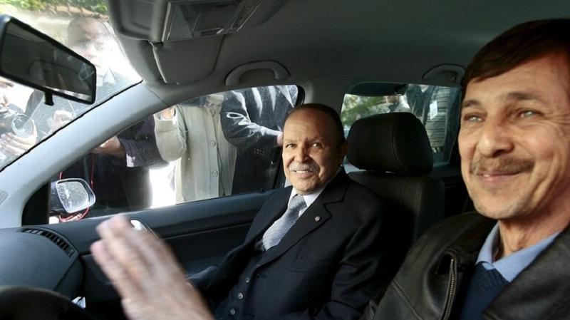 الاستماع للسعيد بوتفليقة في قضية تخص شقيقه الرئيس المستقيل
