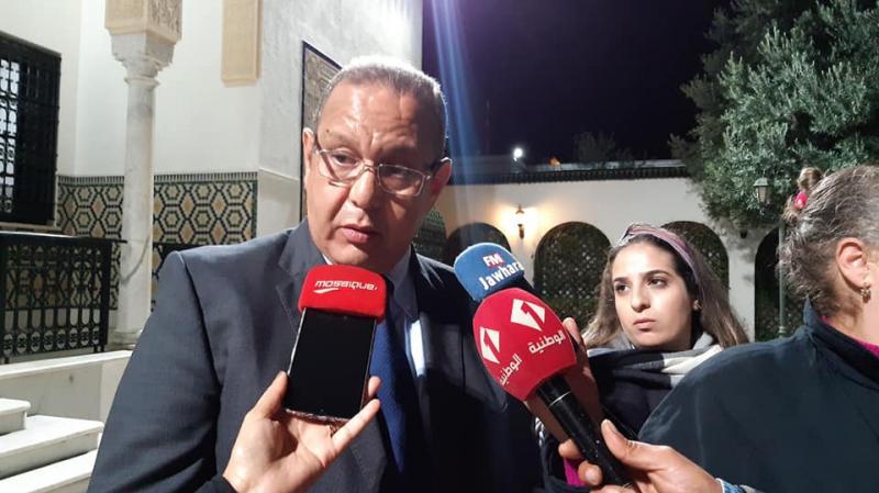 ماجول اثر لقائه الجملي: المحاصة موجودة والأحزاب ترغب في افتكاك المناصب