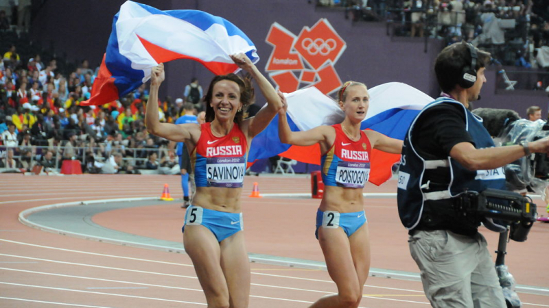 المنشطات تحطّم الرياضة الروسية
