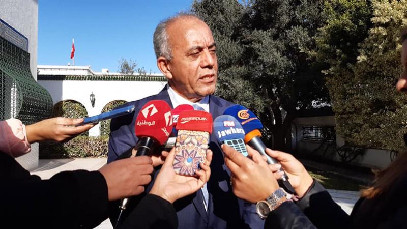 الجملي: لا وجود لأزمة في مشاورات تشكيل الحكومة
