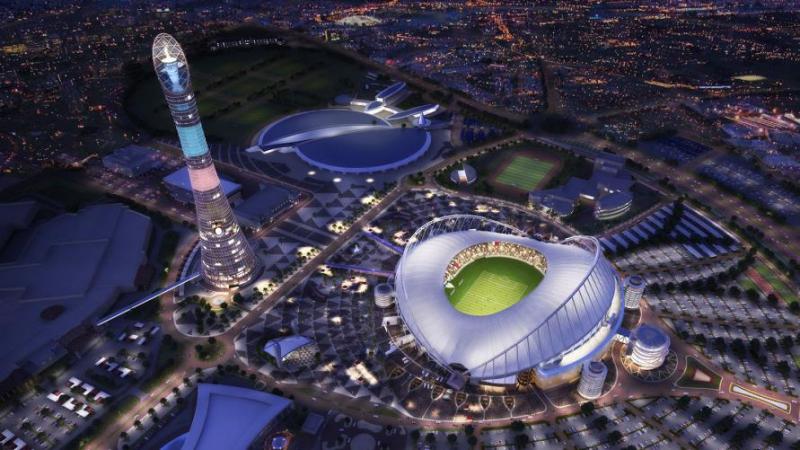 مونديال الأندية: النهائي في ستاد خليفة