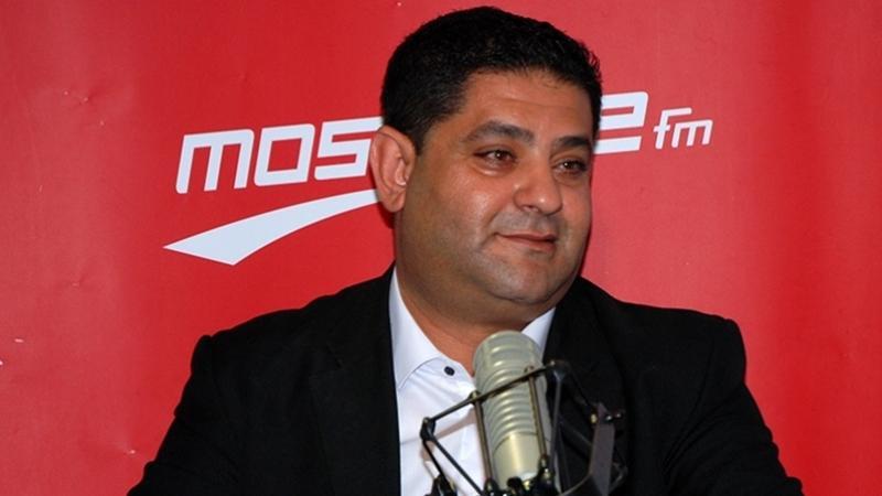 وليد جلاد يعتذر من الصحفييّن لغياب منصّة خاصّة في ملعب سليمان