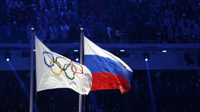 حرمان روسيا من المشاركة في الألعاب الأولمبية