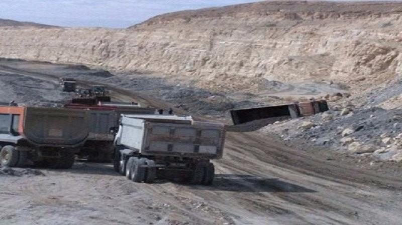قفصة: انزلاق شاحنة لنقل الفسفاط ووفاة سائقها