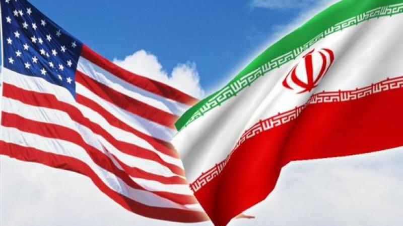 إيران - أمريكا