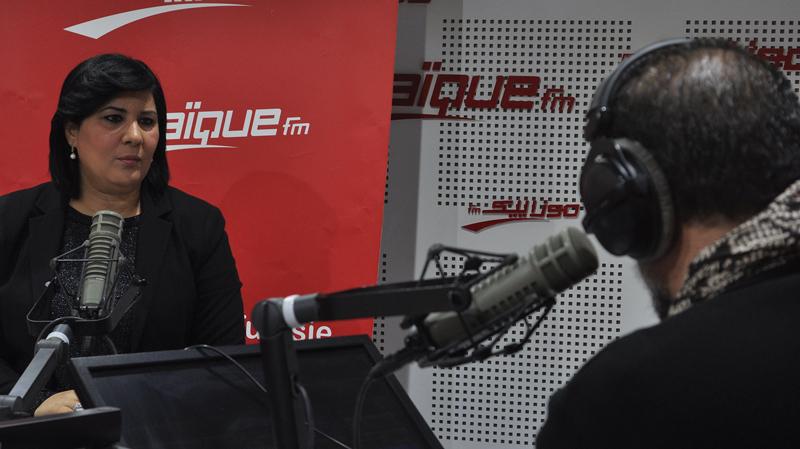 عبير موسي: ''من يدخل حكومة الإخوان خائن''