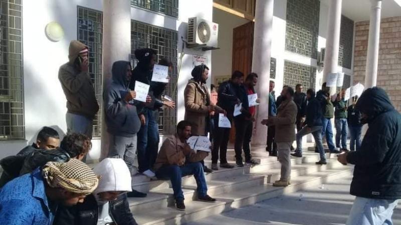 قابس: الحكم بعدم سماع الدعوى على نشطاء من المجتمع المدني
