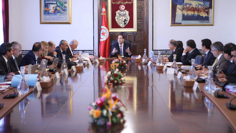 مجلس الوزراء يصادق على 13 مشروع قانون ذات صبغة اقتصادية واجتماعية