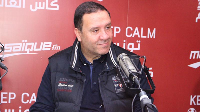 معلول: 'الترجي جاهز وأنا واثق من قدرته على الفوز..'