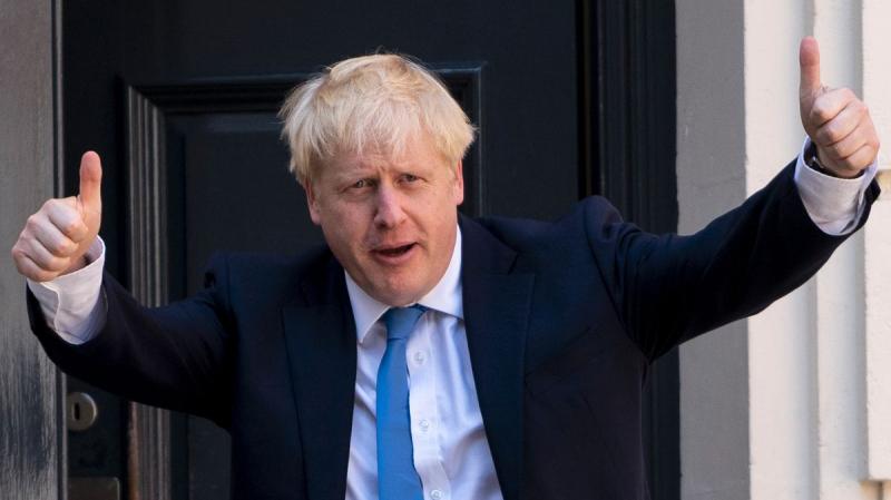 فوز ساحق للمحافظين في البرلمان البريطاني