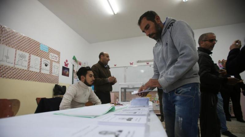نسبة المشاركة النهائية في انتخابات الجزائر