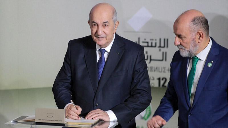 من هوّ رئيس الجزائر الجديد عبد المجيد تبون؟