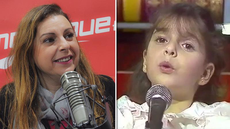 ريمي بندلي تعود بعد حوالي 30 سنة: 'بعدني طفلة صغيرة..'