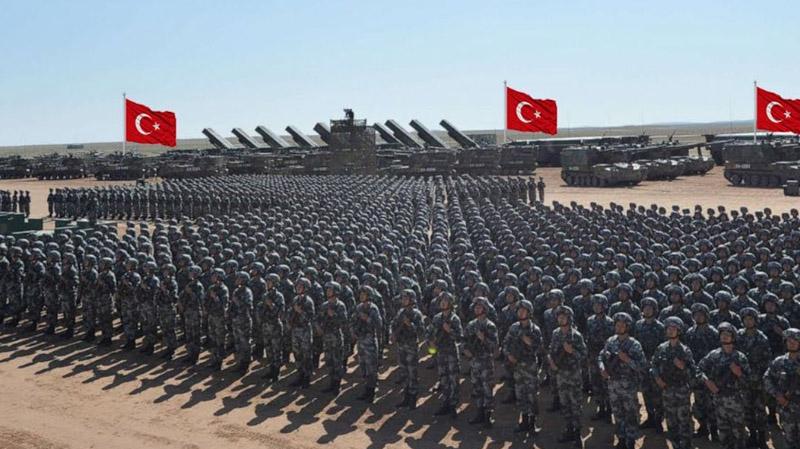 الجيش التركي يبدأ التحرك في إتجاه ليبيا