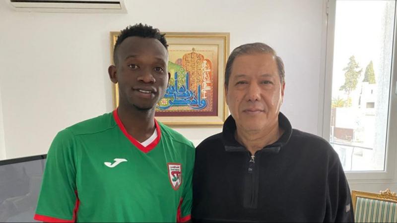سيدريك مافيغو يمضي للملعب التونسي