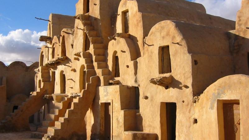 القصور الصحراوية في لائحة التراث العالمي لليونسكو