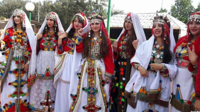 الأمازيغ يحتفلون بالسنة الجديدة 2970: ''اسكاس اماينو امباركي''