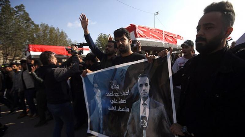 مقتل صحفي عراقي ومصور بنيران مسلحين مجهولين في البصرة