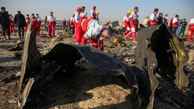 إيران تعلن عن إعتقالات في قضية إسقاط الطائرة الأوكرانية