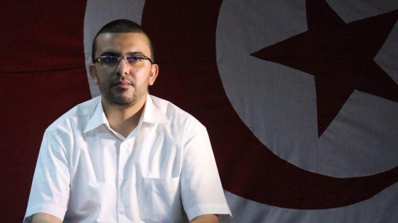 نجل علي العريض يستقيل من حركة النهضة