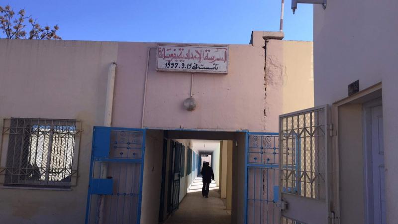 القصرين: مدرسة اعدادية دون كهرباء منذ سنة