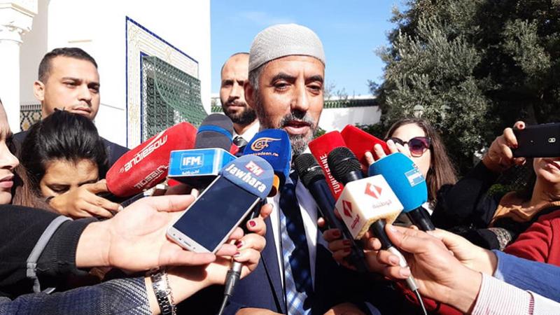 حزب الرحمة يرشح سعيد الجزيري لرئاسة الحكومة